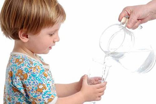 Trẻ Em1 Ngày Uống Bao Nhiêu Nước Là đủ 1