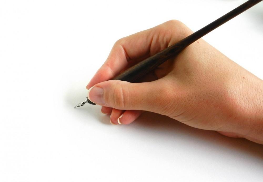 Cách Cầm Bút Chuẩn