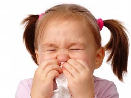 Hệ miễn dịch kém gây nên ốm vặt ở trẻ