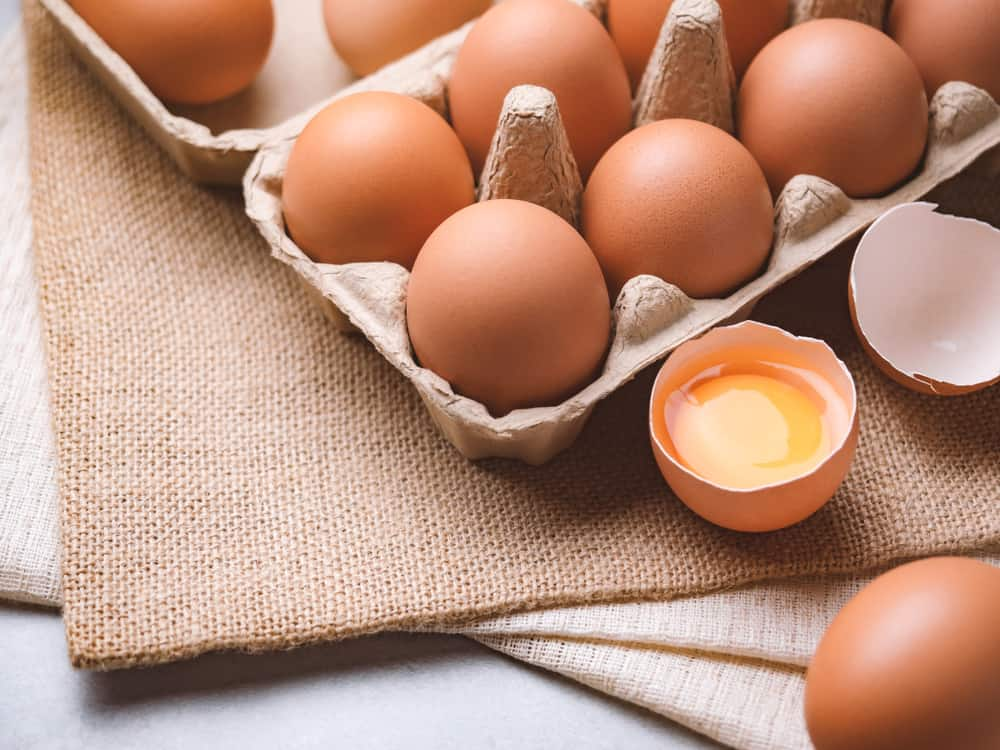 ăn trứng giúp tăng chiều cao