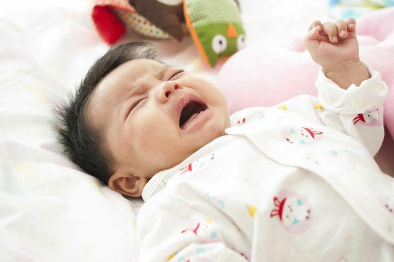 Co giật do sốt cao thường gặp ở trẻ sơ sinh