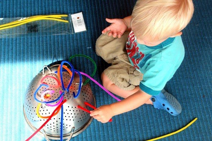 4 trò chơi đơn giản để củng cố kỹ năng vận động tinh của trẻ