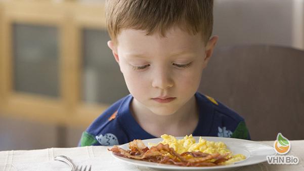 Trẻ kém hấp thu chất dinh dưỡng ảnh hưởng sức khỏe nghiêm trọng-Viện Dinh dưỡng VHN Bio