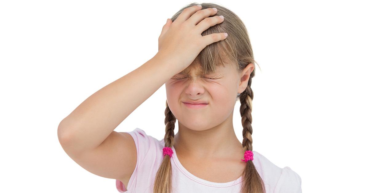 Bệnh đau đầu ở trẻ em: Nguyên nhân, biểu hiện, và cách điều trị