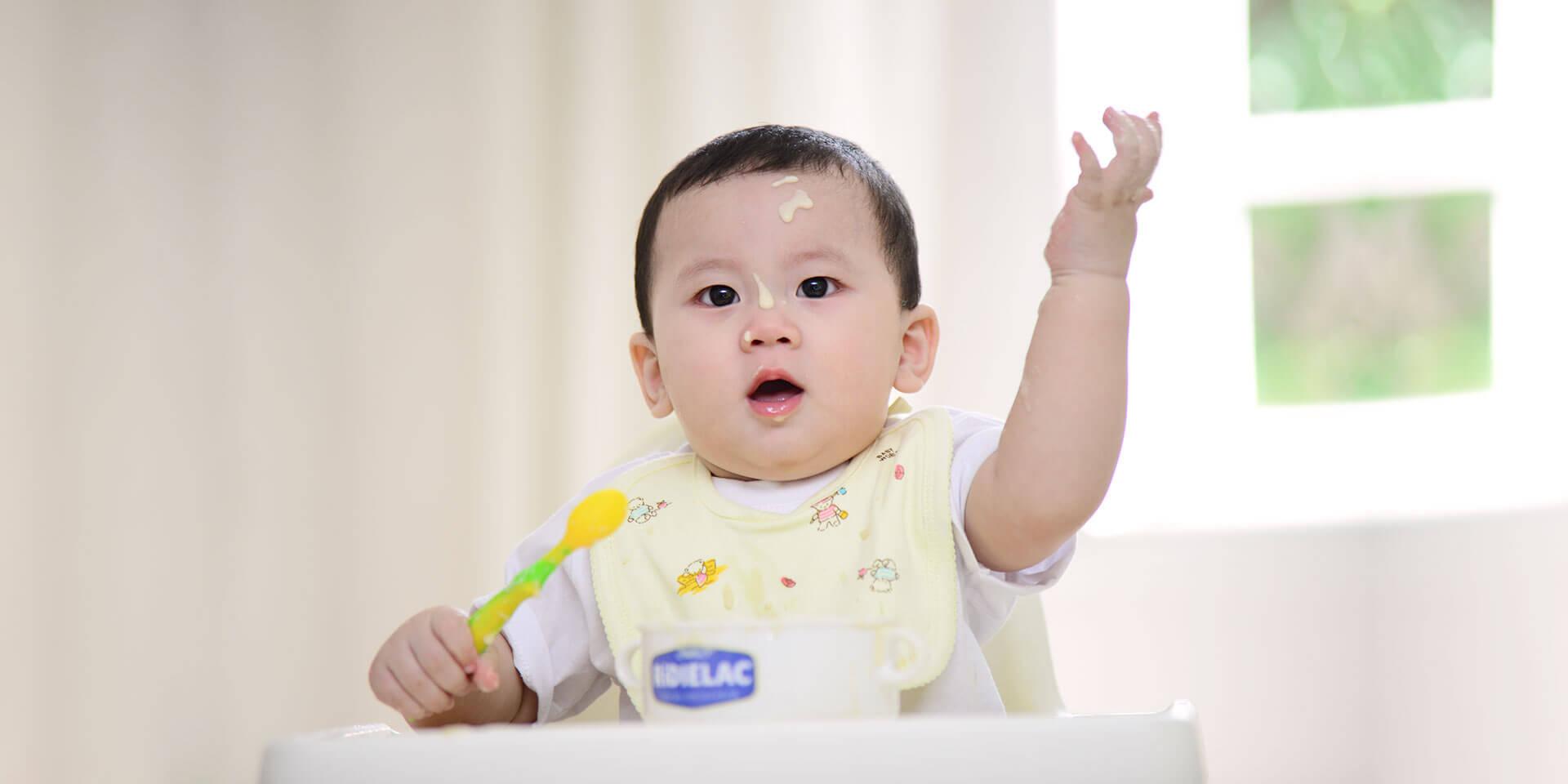 Tất tần tật thông tin về cách cho bé ăn dặm đúng cách ™️ Pedro Việt Nam