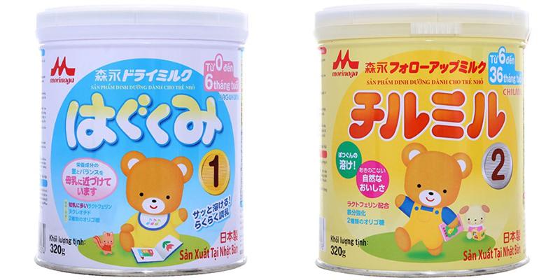 Các loại sữa bột cho bé dưới 1 tuổi mẹ nên chọn