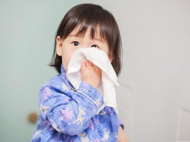 Cách trị sổ mũi cho bé không dùng thuốc hiệu quả - Diệp Chi