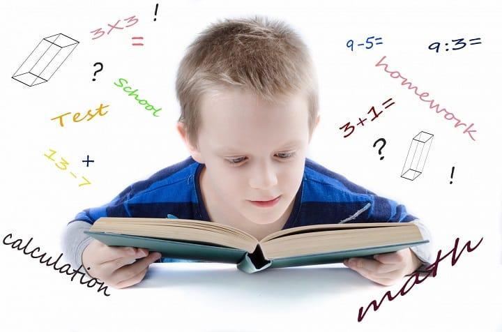 Học toán tư duy để hoàn thiện trí thông mình của trẻ -
