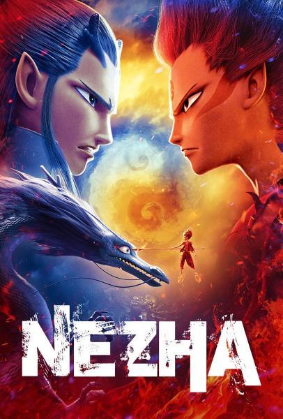 3210-BLHHHD Na Tra Ma Đồng Giáng Thế – The Legend Of Nezha – Giải Trí Số