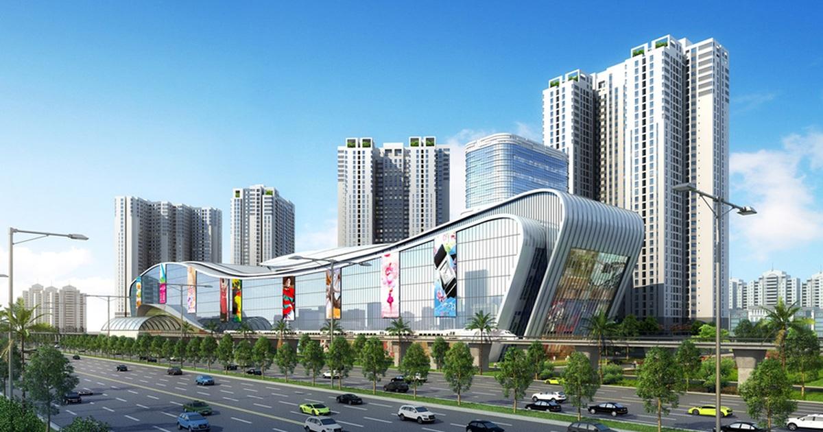 Vingroup khởi công TTTM Vincom Mega Mall Thảo Điền | Báo Dân trí