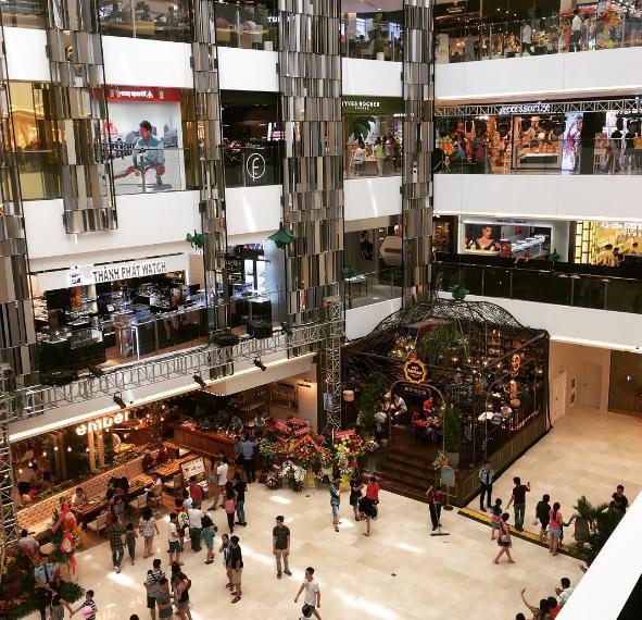 Có gì ở trung tâm thương mại Takashimaya - điểm check-in mới hot nhất Sài Gòn - iVIVU.com