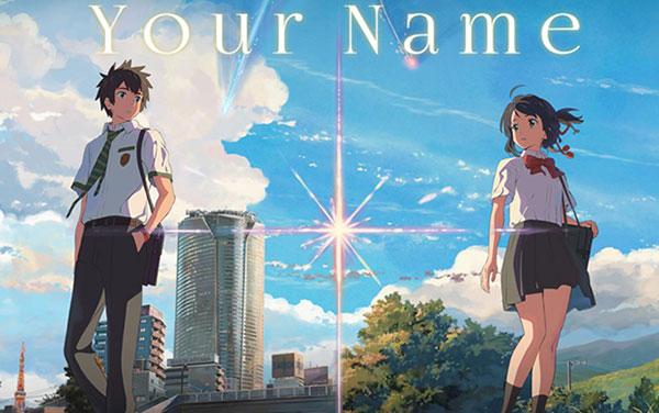 Your Name - Câu chuyện về phép màu và tình yêu