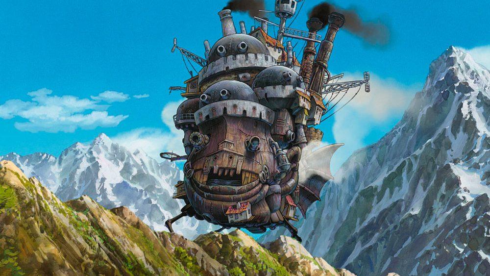phim hoạt hình Ghibli hay nhất