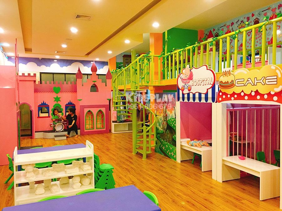 Khu vui chơi trẻ em Lotus Spa, quận 3, TP. HCM   Khu vui chơi trẻ em
